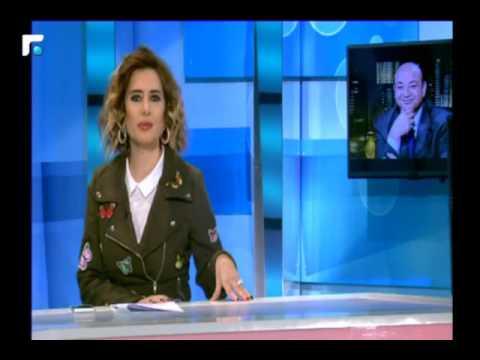 عمرو اديب يحاور النجوم العالم ..