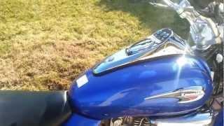 1. 2006 Kawasaki Eliminator 125