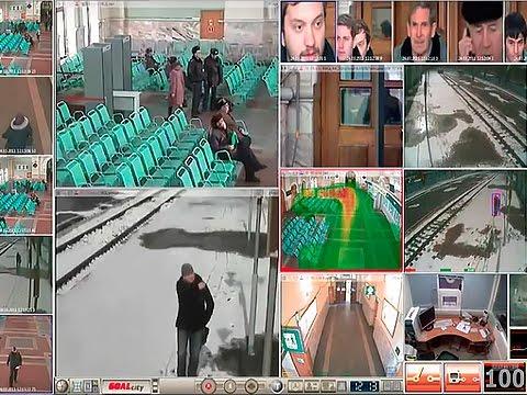 Видеоаналитика на практике в ЖД-вокзале Москвы