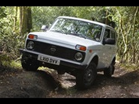 Lada Niva 90sec video review 90sec verdict