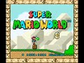 Super Mario World – Título