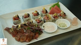 Video WTF Sushi For $1000.00 - Your LAST Sushi Meal On Earth MP3, 3GP, MP4, WEBM, AVI, FLV Juli 2018