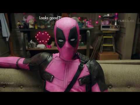 DEADPOOL 2 Pink Suit Trailer 2018 Ryan Reynolds Superhero Movie HD