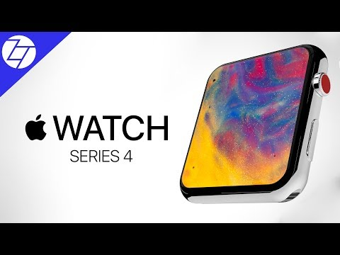 Apple Watch 4 (2018) - FINALLY a BIG Change!
