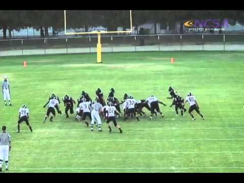Austin Anderson (Football Recruiting Video)