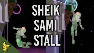 "Sheik ""Sami-stall"" tutorial (x-post r/ssbm)"