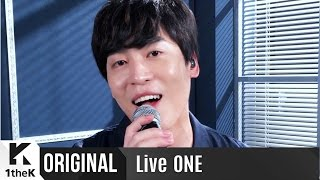 Live ONE(라이브원): 존박(John Park)_Exclusive Live Performance!_네 생각(Thought Of You) Video
