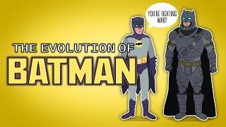 The Evolution of Batman (Animated)