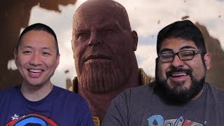 Video Marvel's Avengers: Infinity War Trailer Reaction and Review MP3, 3GP, MP4, WEBM, AVI, FLV Januari 2018