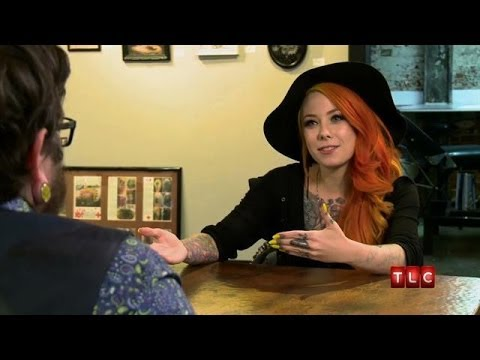 Megan Massacre s Worst Tattoo | America s Worst Tattoos 19 April 2014 09 PM
