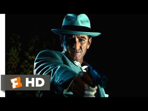 Gangster Squad (2013) - Dropping Dirty Cops Scene (7/10) | Movieclips