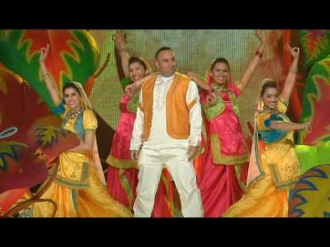 Russell Peters  2009 JUNO AWARDS Canada
