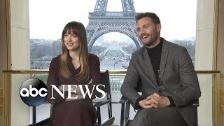 Dakota Johnson says 'Fifty Shades Freed' is 'about being true to yourself'