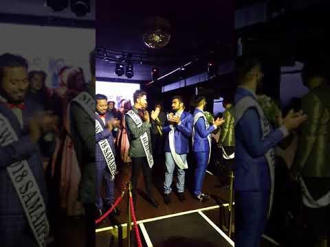 Mr. Gay World India 2018 - runner ups (видео)