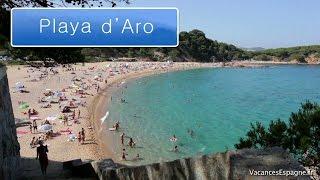 Playa De Aro Spain  City pictures : Playa d'Aro – Le meilleur de la Costa Brava