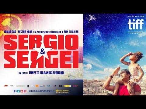 Preview Trailer Sergio e Sergei - Il Professore e il Cosmonauta, trailer ufficiale italiano