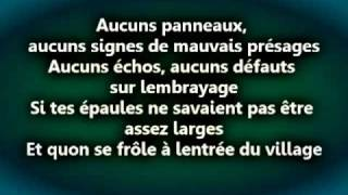 Saint andré Bleu de toi Paroles/Lyrics