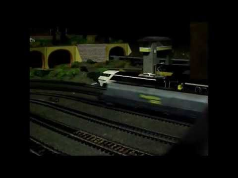 dapol pendolino pretendolino virgin class 90 91 freightliner intercity model layout