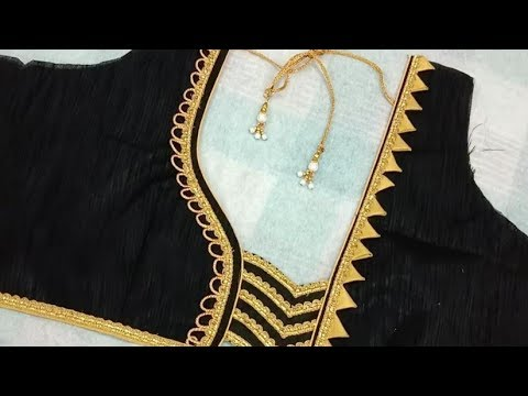 Video Beautiful blouse designing by PNR || Women's fashion blouses || designer blouse for sarees download in MP3, 3GP, MP4, WEBM, AVI, FLV January 2017