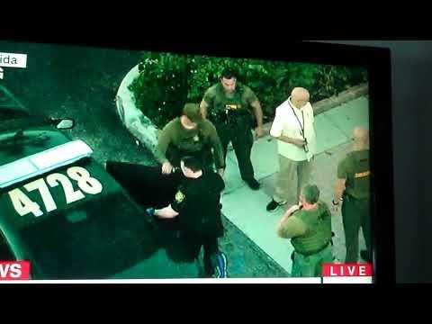 17 killed at or near PARKLAND Florida high school Nicholas Cruz taken to jail 2/14/18