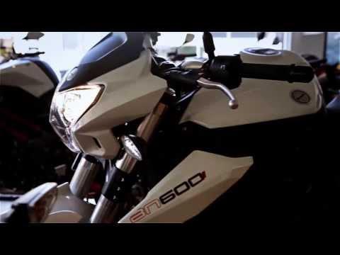 Benelli BN 600 promo
