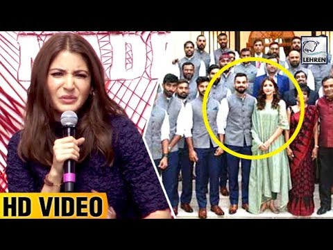 Anushka Sharma Breaks Her Silence Over BCCI Contro