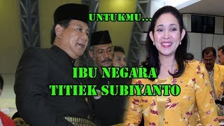 Download Video DO'A BERSAMA PRABOWO - TITIEK UNTUK RUJUK ! TETES AIR MATA KERINDUAN ! MP3 3GP MP4