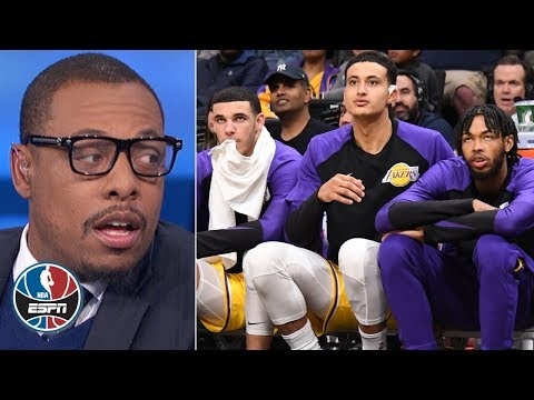 Video: Young Lakers need to grow up and get over the trade rumor turmoil - Paul Pierce | NBA Countdown