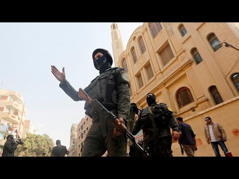 Αίγυπτος: Εννέα νεκροί από επίθεση ενόπλου σε κοπτική εκκλησία και σε κατάστημα…