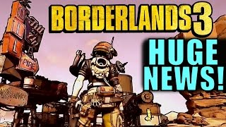 Showcasing the first substantial Borderlands 3 news EVER!Gearbox surprised everyone by presenting an official Borderlands 3 Tech Demo at GDC 2017, where we got to see some of the thing's they are working on like lighting, shadows, particle effects and more on the Unreal 4 Engine! Full Tech Demo Video via IGN: https://www.youtube.com/watch?v=-cw2gXq83n8--- My Twitter: https://twitter.com/RickKackis--- My Twitch Channel: http://www.twitch.tv/kackishd/profile