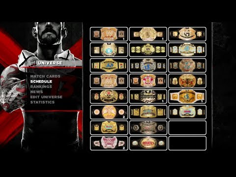Smacktalks - Find out all the details on what to expect in years WWE '13 Universe Mode 3.0! A written version of this preview is available at the following link: http://s...