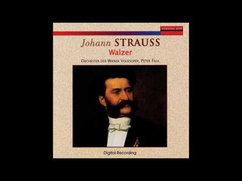Johann Strauss - Voices Of Spring, Waltz, Opus 410