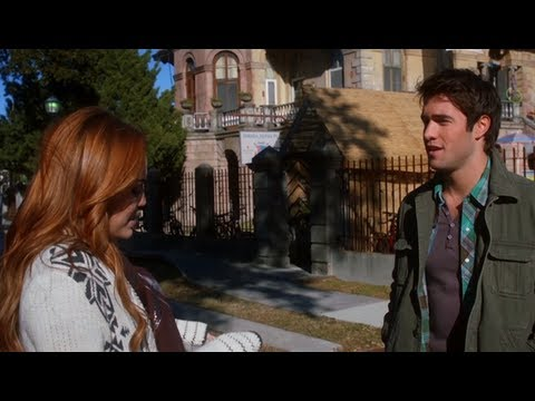 Miley Cyrus Flirty So Undercover Clip with Josh Bowman