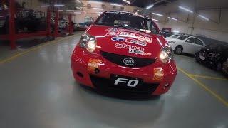 10. BYD F0 (F-zero) Race Car