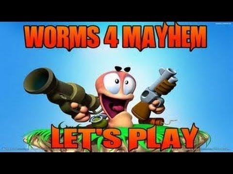Worms 4 (1 часть)