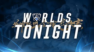 Worlds Tonight - LoL World Championship Quarterfinals Day 4 by League of Legends Esports