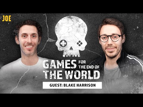 Blake Harrison: The Inbetweeners, FIFA and Pro Evolution Soccer | Games For The End Of The World