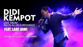 Video LIVE DIDI KEMPOT FROM INDONESIA - KRAMA OFFICIAL MP3, 3GP, MP4, WEBM, AVI, FLV Agustus 2019