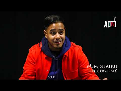 "Mim Shaikh Interview: ""Finding Dad"" The Hardest Part 
