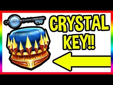 Roblox - GETTING THE CRYSTAL KEY! CRYSTAL KEY LOCATION FOUND?  CRYSTAL KEY LOCATION (Ready Player One Event)