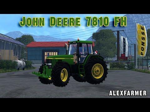 JOHN DEERE 7810 v1.1