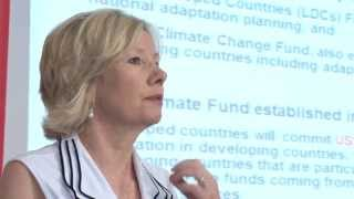 Rosemary Lyster - Climate justice and funding for adaptation and loss and damage