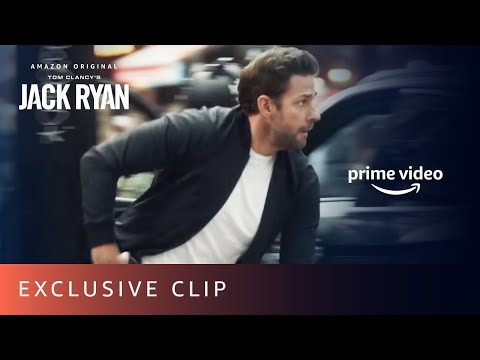 Jack Ryan Best Chase Scene: Season 2 | Prime Video