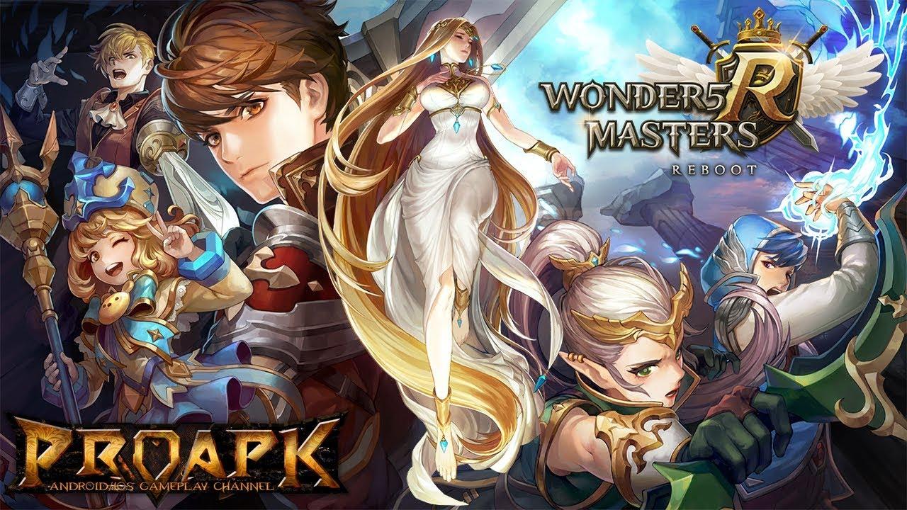 Wonder 5 Masters R