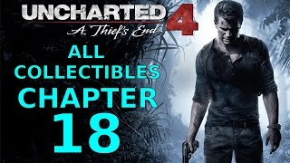 Video Uncharted 4 Chapter 18 - All Treasure / Collectibles / Journal Notes / Journal Entries 100% MP3, 3GP, MP4, WEBM, AVI, FLV Juli 2018