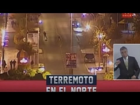 Earthquake in Chile: 8.2 magnitude quake sparks tsunami warning