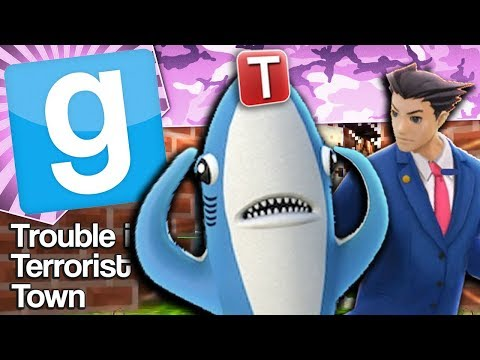 DECEPTION EXCEPTIONAL, EXECUTION ABYSMAL | Gmod TTT (видео)