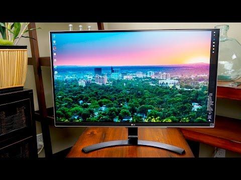 Amazing LG 27 Inch 4k Monitor