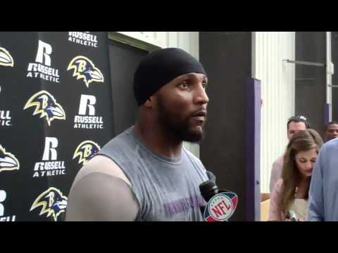 Ray Lewis on Jets, Rex Ryan, Chuck Pagano