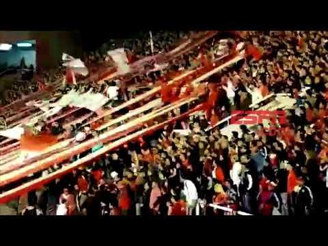 Penal atajado de Campaña vs Atlético Tucumán desde la tribuna - La Barra del Rojo - Independiente